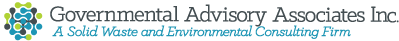 Governmental Advisory Associates